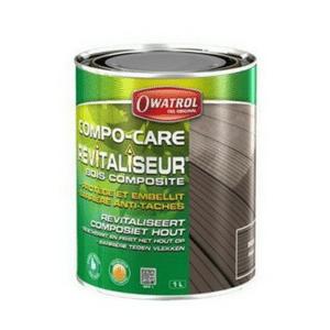 revitaliser composite - entretien terrasse