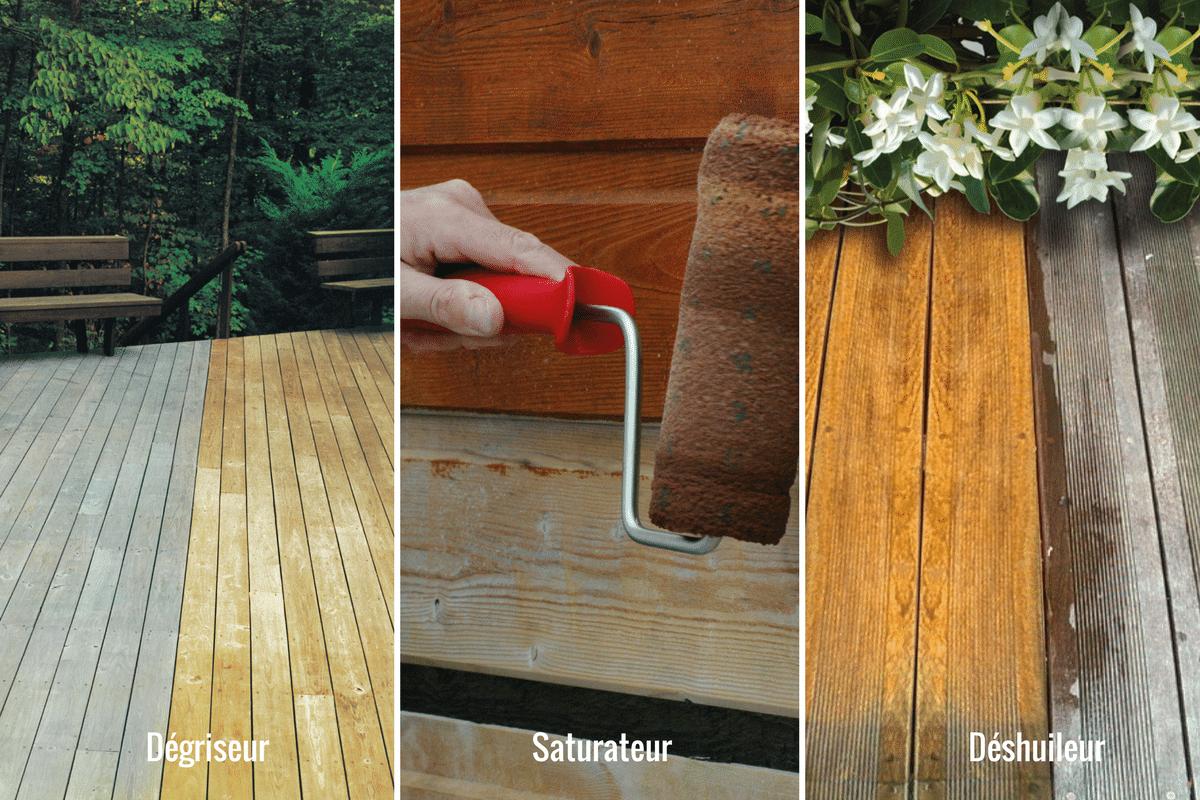 entretenir sa terrasse en bois