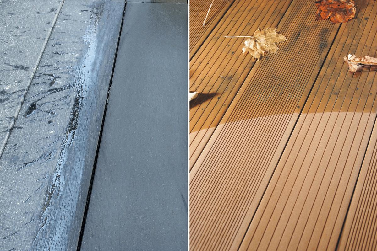 entretien terrasse bois composite